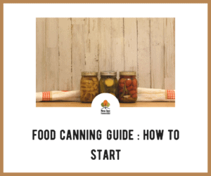 food canning guide